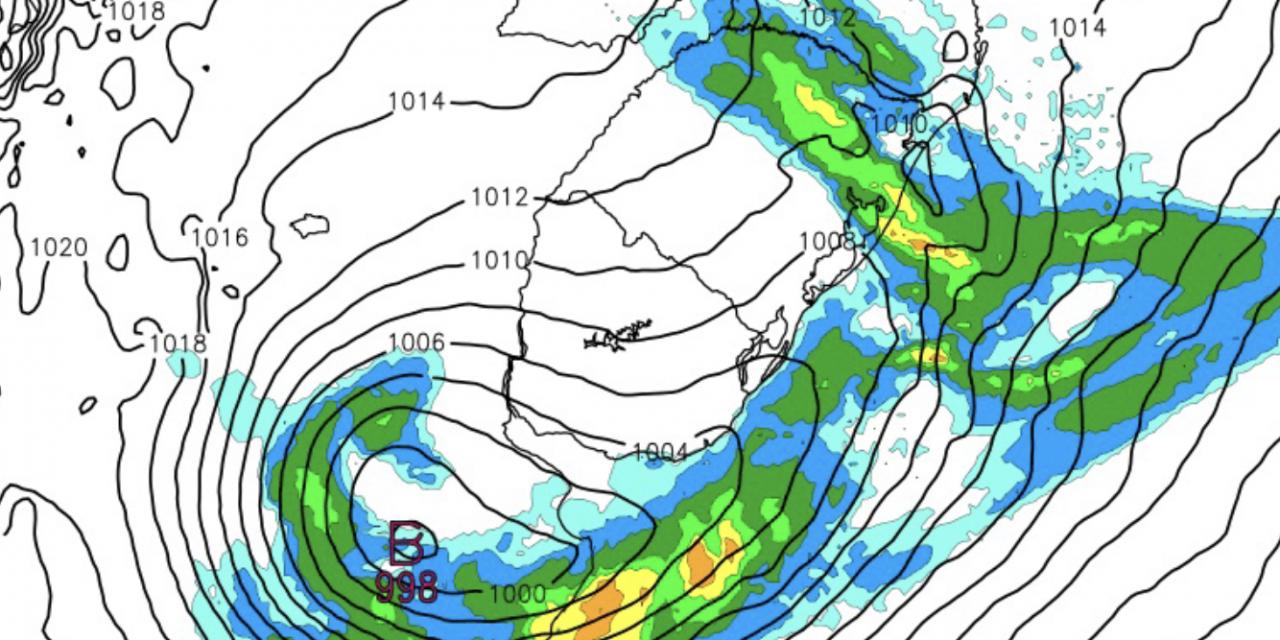 """<span class=""""entry-title-primary"""">Argentina terá ciclone na metade da semana</span> <h2 class=""""entry-subtitle"""">Ciclone extratropical na Argentina não será intenso e deve ter reflexos no tempo do Sul do Brasil </h2>"""