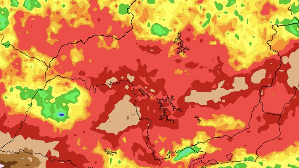 """<span class=""""entry-title-primary"""">Vem muita chuva em São Paulo, Rio de Janeiro e Minas Gerais nos próximos dias</span> <h2 class=""""entry-subtitle"""">Volumes elevados de chuva são esperados durante o feriadão no Sudeste do Brasil com os maiores acumulados entre domingo e a segunda-feira </h2>"""