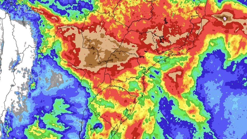 """<span class=""""entry-title-primary"""">Previsão do tempo – Tendência de chuva para sete dias (9/10/2021)</span> <h2 class=""""entry-subtitle"""">Chuva mais generalizada e com altos volumes em diversas áreas sinaliza que a estação seca acabou e precipitações se tornarão mais frequentes a partir de agora </h2>"""