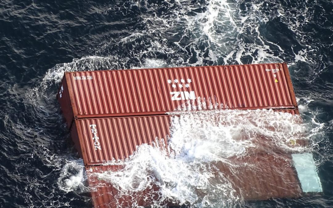 Ciclone bomba no Pacífico traz emergência no mar e outro  mais intenso se formará Segundo ciclone bomba vai atingir o Oeste dos Estados Unidos e do Canadá em apenas dois dias em meio a uma emergência em mar aberto
