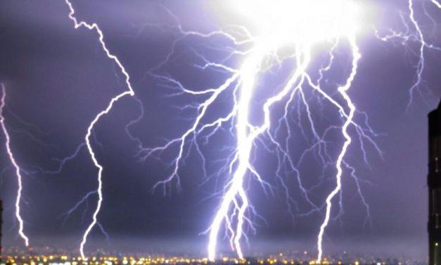 Onda de tempestades atingirá o Centro-Sul do Brasil