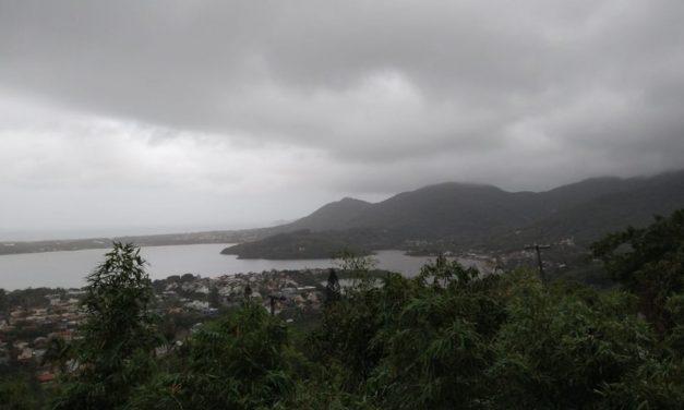 Ninguém aguenta mais tanta chuva em Florianópolis