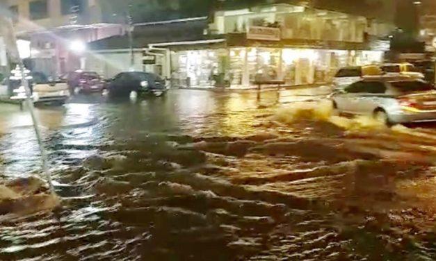 Muita chuva entre a Grande Porto Alegre, Serra e o Litoral Norte