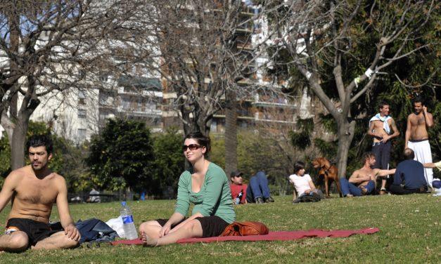 Buenos Aires registra dia mais quente de outubro da sua história