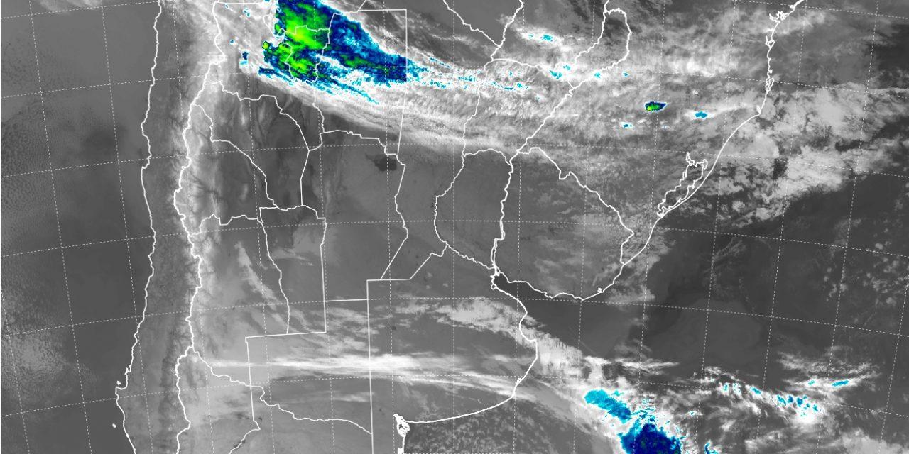"""<span class=""""entry-title-primary"""">Previsão do tempo para esta quarta-feira (6/10/2021)</span> <h2 class=""""entry-subtitle"""">Previsão do tempo é de chuva principalmente na Metade Norte do Rio Grande do Sul durante esta quarta-feira com trovoadas em algumas cidades </h2>"""